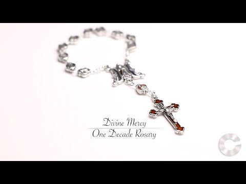 Divine Mercy One Decade Rosary Video