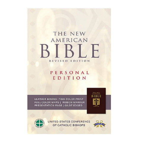 New American Bible - Personal Edition