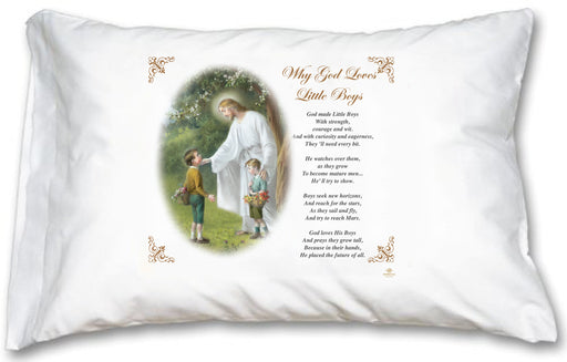 Why GOD Loves Little Boys - English Prayer