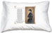 St Elizabeth Ann Seton Pillow Case - English Prayer