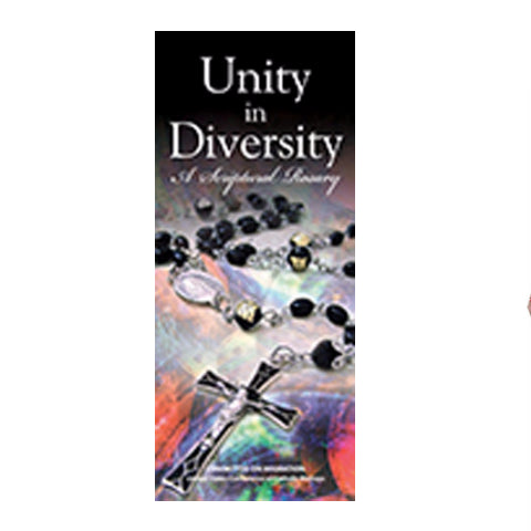 Unity in Diversity Scriptural Rosary Booklet