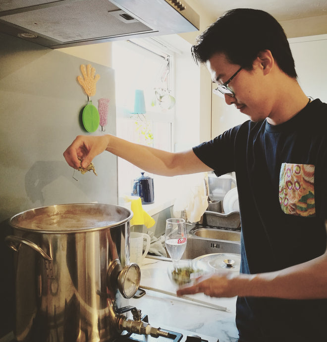 Behind the Brewer with Tim Bei