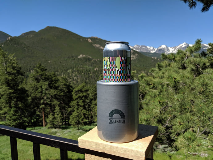Product Review: The Coolenator Keeps Your Drinks Cold While You Drink!