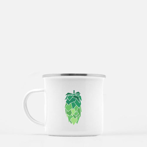 Geometric Hop Camp Mug - Homebrewsy.com