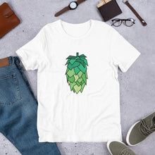Load image into Gallery viewer, Geometric Hoppy T-Shirt - Homebrewsy.com