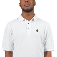 Load image into Gallery viewer, Hoppy Embroidered Polo Shirt - Homebrewsy.com