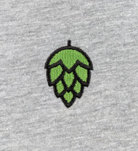 Load image into Gallery viewer, Hoppy Embroidered T-Shirt - Homebrewsy.com