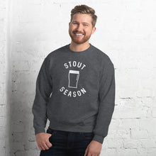 Load image into Gallery viewer, Stout Season Sweatshirt - Homebrewsy.com