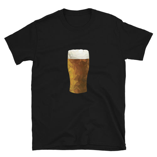 Geo Pint T-Shirt - Homebrewsy.com