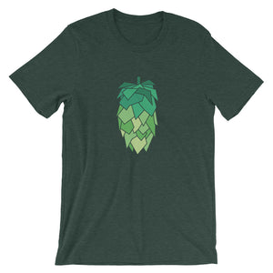 Geometric Hoppy T-Shirt - Homebrewsy.com