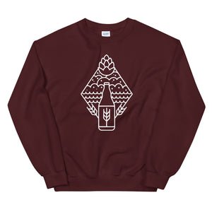 Four Ingredients Sweatshirt - Homebrewsy.com