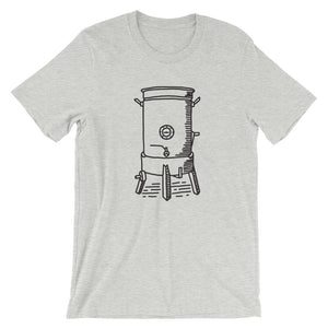 Outdoor Brewing One Kettle T-Shirt - Homebrewsy.com