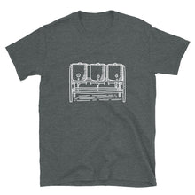 Load image into Gallery viewer, Homebrewer Three Kettle Setup T-Shirt - Homebrewsy.com