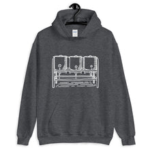 Load image into Gallery viewer, Three Kettle Hoodie - Homebrewsy.com
