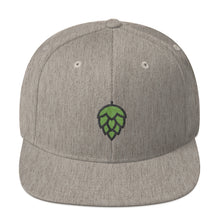 Load image into Gallery viewer, Classic Hop Snapback - Homebrewsy.com