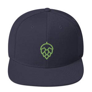 High IBUs Snapback Hat - Homebrewsy.com