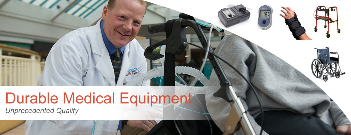 mdurable medical equipment