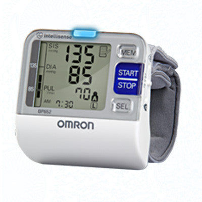 7 Series Wrist Blood Pressure Unit