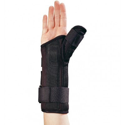 COMFORT FORM WRIST W/ABDUCTED THUMB Large