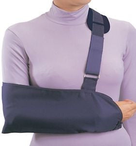 DELUXE ARM SLING W/PAD MEDIUM