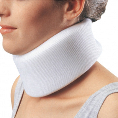 CERVICAL COLLAR MED 19