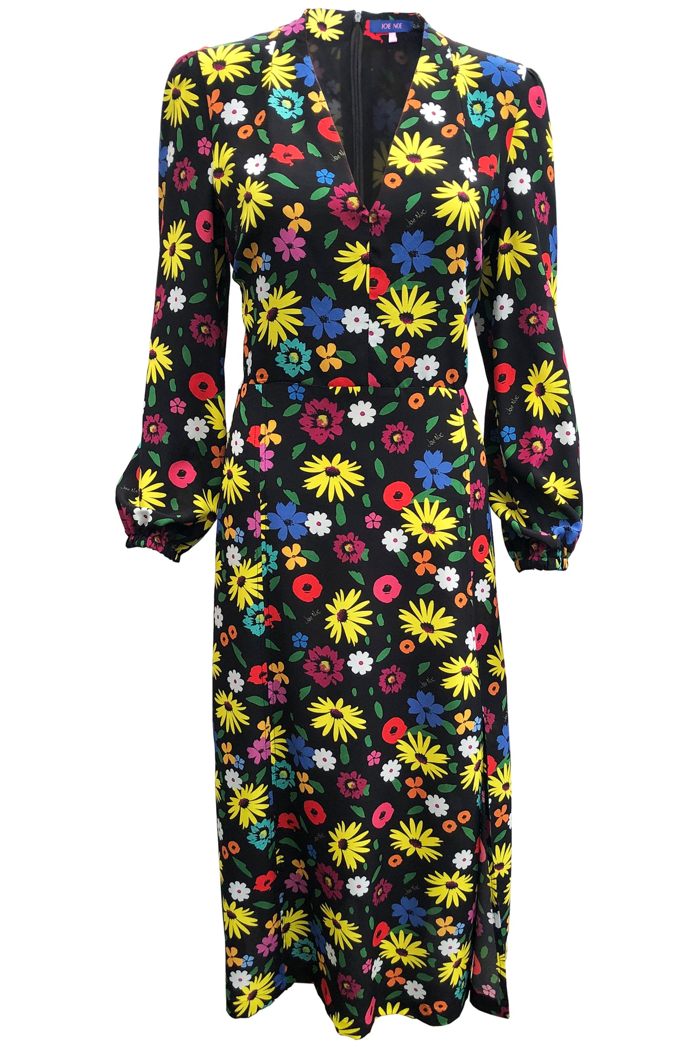 Annie Dress - Wildflower Print