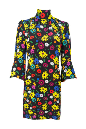 Joni Dress - Wildflower Print