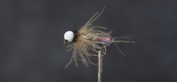 Sisak Jig Euro Nymph - step by step