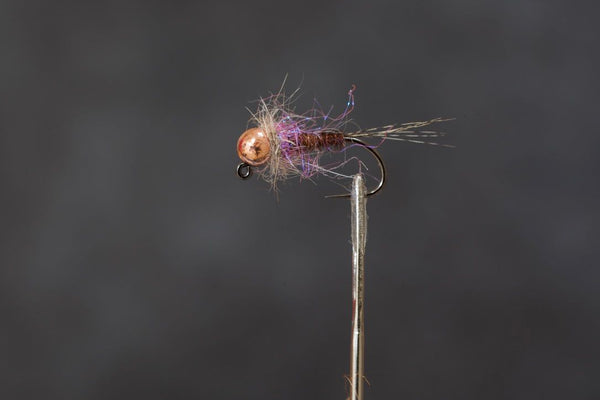 Purple Neck Pheasant Tail - Step By Step