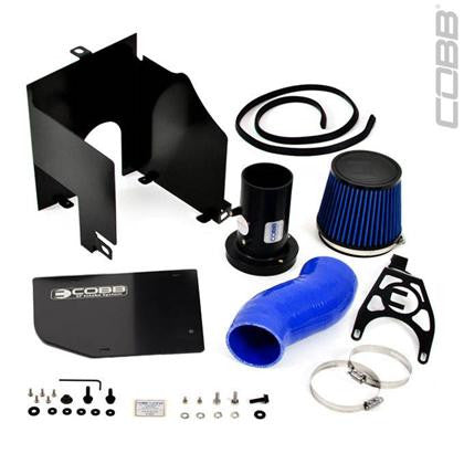 COBB SF Intake + Air Box Combo (Blue) - Forester XT/WRX/STI - 2008-2014 - 715300BL - HPTautosport