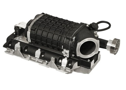 Magnuson Chevrolet Colorado / GMC Canyon 5.3L V8 Radix Supercharger System 01-19-60-031-BL