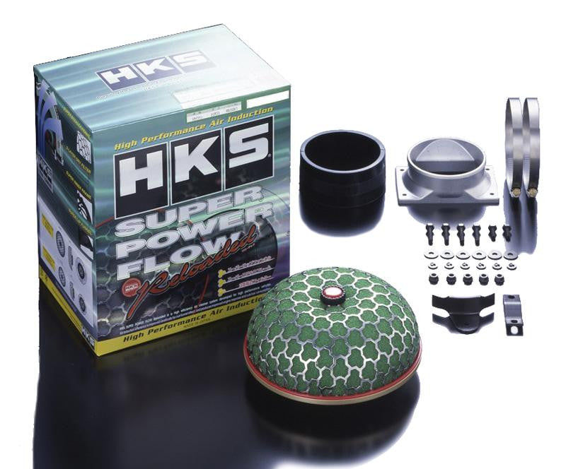 HKS Super Power Flow Reladed Kit - 240SX/KA24 - 1989-1994 - 70019-BN020 - HPTautosport