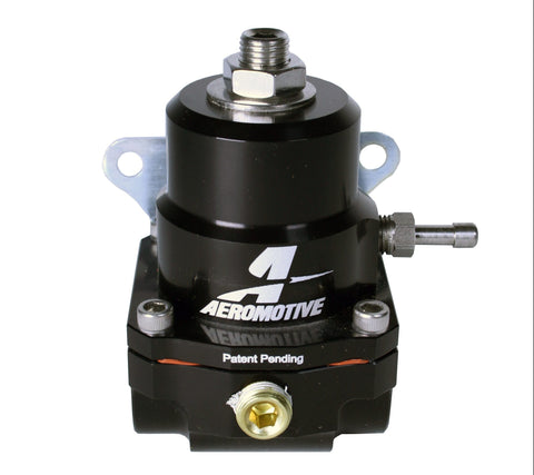 Aeromotive A1000 Adjustable EFI Regulator (2) -8 Inlet/-6 Return -13139