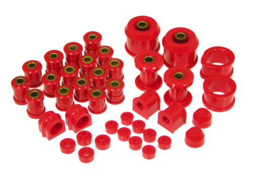 Prothane 95-98 Nissan 240SX Total Kit - Red