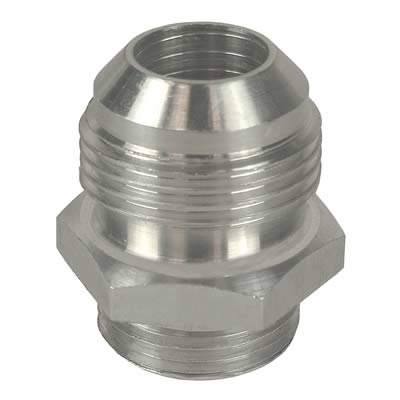 Derale 10AN x -10AN Aluminum Adapter Fitting 59010