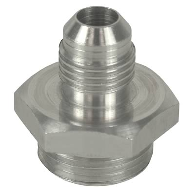 Derale 6AN x -10AN Aluminum Adapter Fitting 59006
