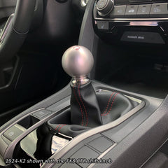 ACUITY SHIFT BOOT COLLAR UPGRADE (TURNED STAINLESS FINISH) 1924-K2