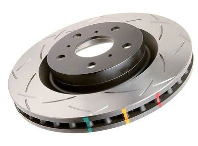 DBA 02-10 WRX Front Slotted 4000 Series Rotor 4650S