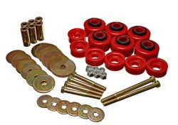 Energy Suspension BODY MOUNT BUSHINGS KIT (Ford F150 2WD 1997-2003) 4.4113R - HPTautosport