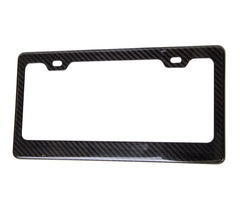 NRG Innovations Carbon Fiber License Plate Frame CARB-P100 - HPTautosport