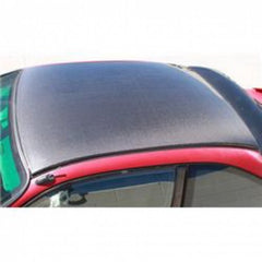 NRG Innovations Carbon Roof Cover Overlay - Honda Civic 4dr Sedan EK3 96-00 CARB-RC-12 - HPTautosport