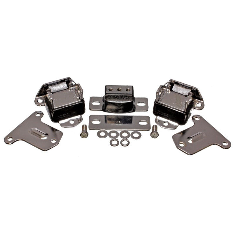 Energy Suspension CHROME ENGINE&TRANS MNT 3.1133R - HPTautosport