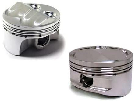 Brian Crower Pistons CP Custom w/ pins, rings and locks Honda/Acura B18/B20 Stroker BC7029