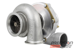Precision Turbo GEN2 PT6266 CEA Ball Bearing Turbocharger/ V-Band inlet .82 A/R with V-Band discharge