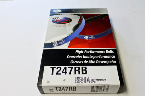 Gates Racing T247RB Timing Belt - B18C Integra GSR / Type-R