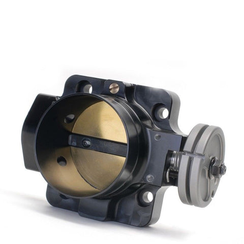 SKUNK2 74MM PRO THROTTLE BODY HONDA CIVIC ACURA INTEGRA B H F SERIES MOTOR BLACK 309-05-0065