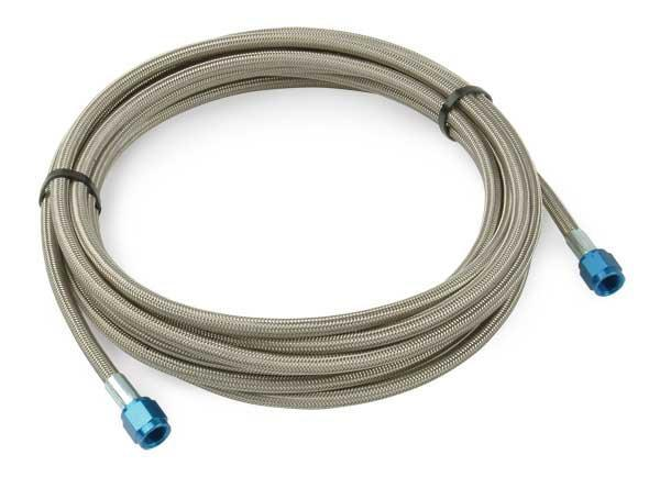 DEI CryO2 Stainless Steel Braided Hose080204