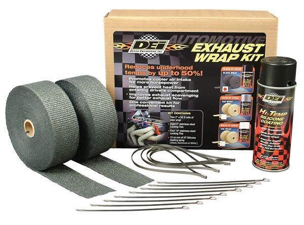 DEI Exhaust / Header Wrap Kits 010110