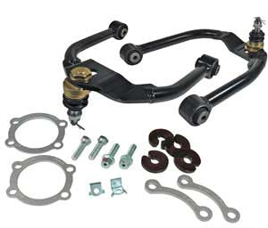 SPC 350Z & G35 Front Upper Control Arms Left and Right pair - 72123