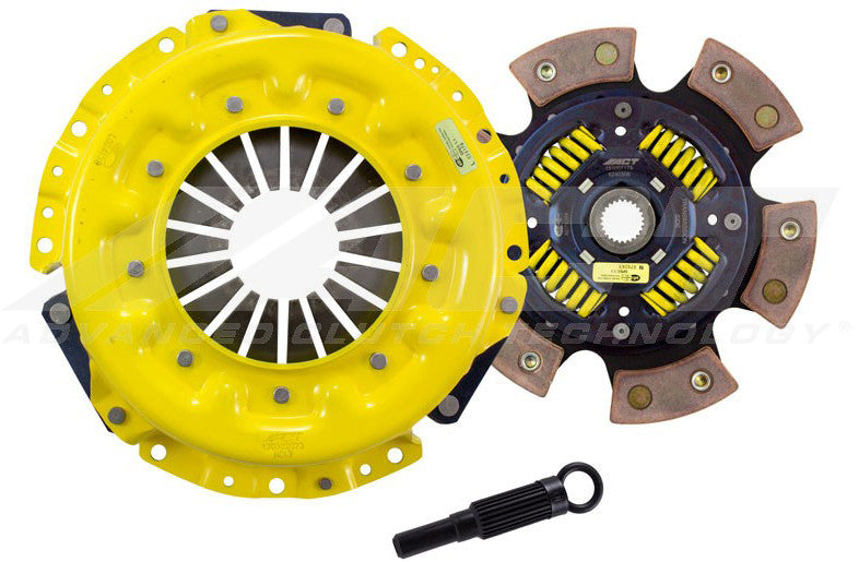 ACT Clutch Kit - Heavy Duty (HD) - Civic - 2006-2013 - HC9-HDG6 - HPTautosport